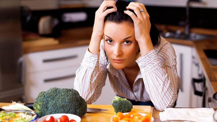 Как пища влияет на наше психическое здоровье