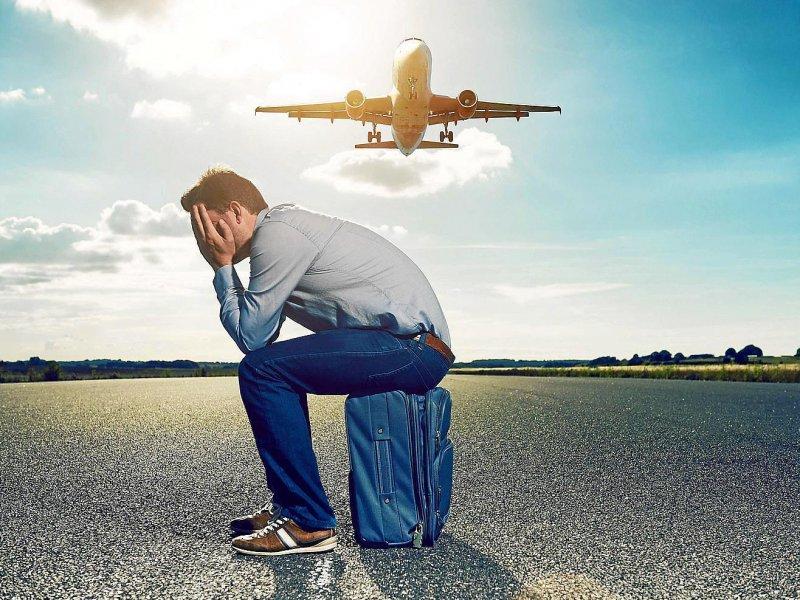 Психолог дал необычный совет как бороться с боязнь самолетов