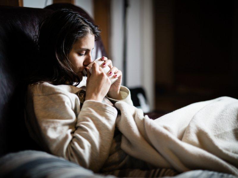 5 эффективных способов успокоиться перед сном