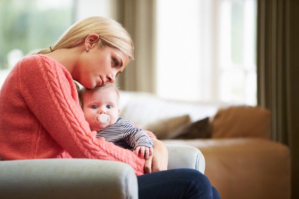 Почему счастливые мамы впадают в послеродовую депрессию