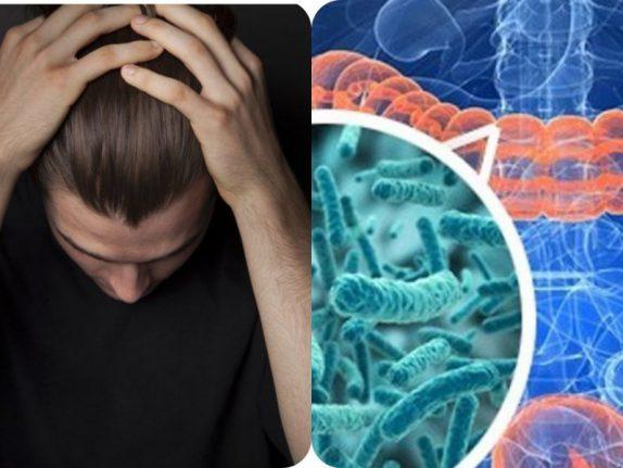 Повышенная тревожность связана с нарушением работы кишечника