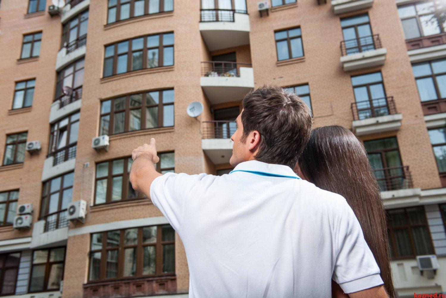 Поиск квартиры через агентство «Этажи»