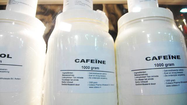 Передозировка порошковым кофеином смертельно опасна — доклад британских медиков