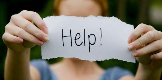 Как правильно просить о помощи?