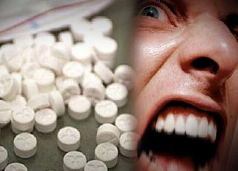 Антидепрессанты превращают людей в преступников