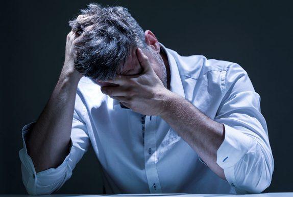 Депрессия — расстройство психики