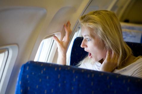 Аэрофобия: летать — бояться