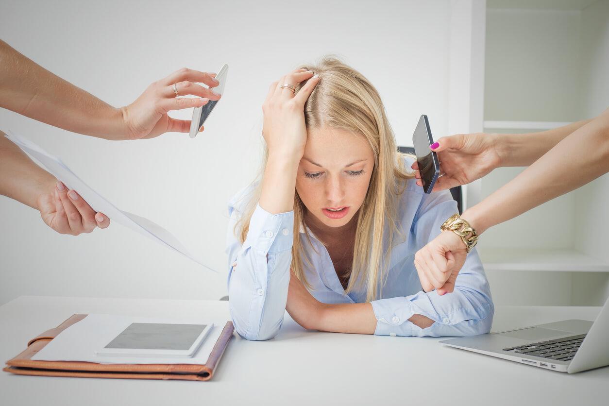 Нервный стресс — враг красоты и молодости