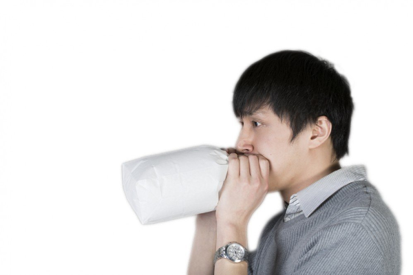Стресс – дышите глубже