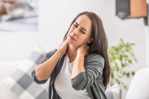 Как защитить мышцы спины и шеи от перенапряжения