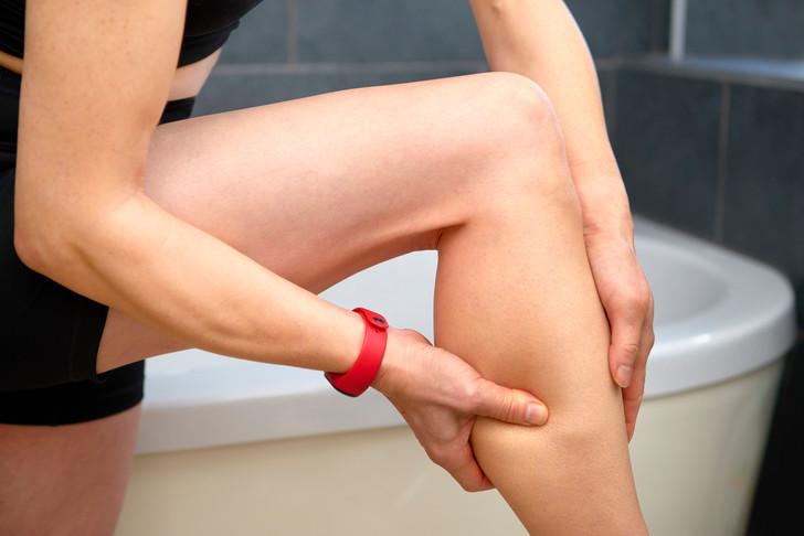 Синдром усталых ног: симптомы, лечение, профилактика